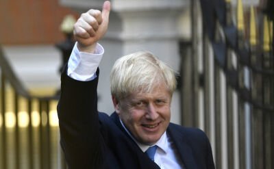 Obiecuje obniżkę podatków i wyjście z UE, nawet bez umowy. Boris Johnson zostanie premierem