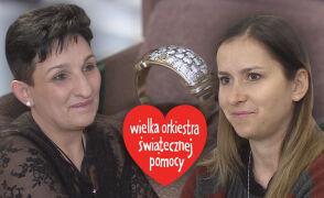 04.02.207 | Ofiarowała pierścionek na WOŚP. Wrócił do niej po trzech aukcjach