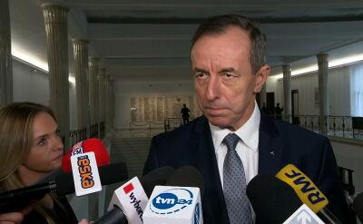 Tomasz Grodzki został kandydatem opozycji na marszałka Senatu