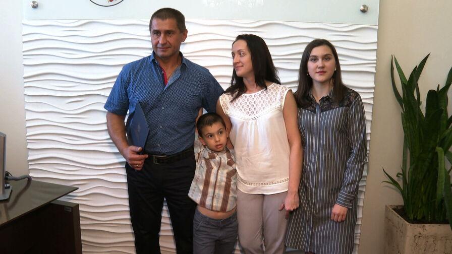 Obywatelstwo dla bohaterskiego Ukraińca