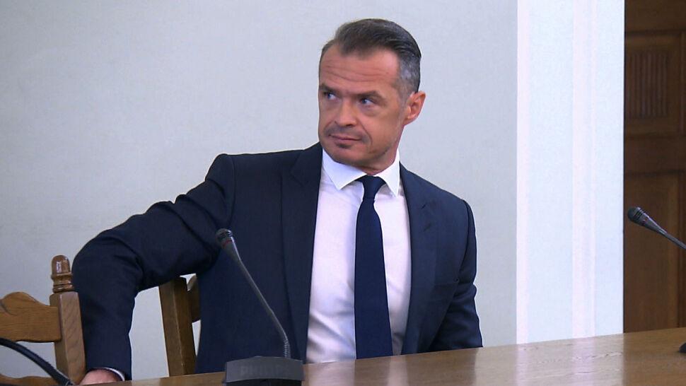 Zarzuty dla Sławomira Nowaka. Były polityk nie przyznaje się do winy
