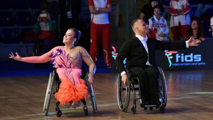 Dla nich wózek nie jest ograniczeniem. Polacy od wielu lat zdobywają medale na zawodach tanecznych