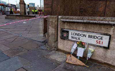 """""""To niesamowite tak zareagować"""". Brytyjczycy chwalą bohaterów z Londynu"""