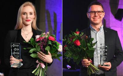 "Reporterka ""Faktów"" TVN i reporter ""Superwizjera"" TVN laureatami MediaTorów"