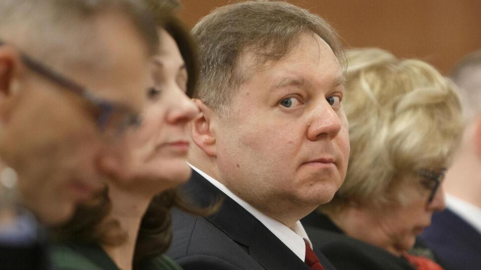 """Sędzia wybrany przez PiS skarży się na Julię Przyłębską. """"Kompletny obraz rozpadu"""""""