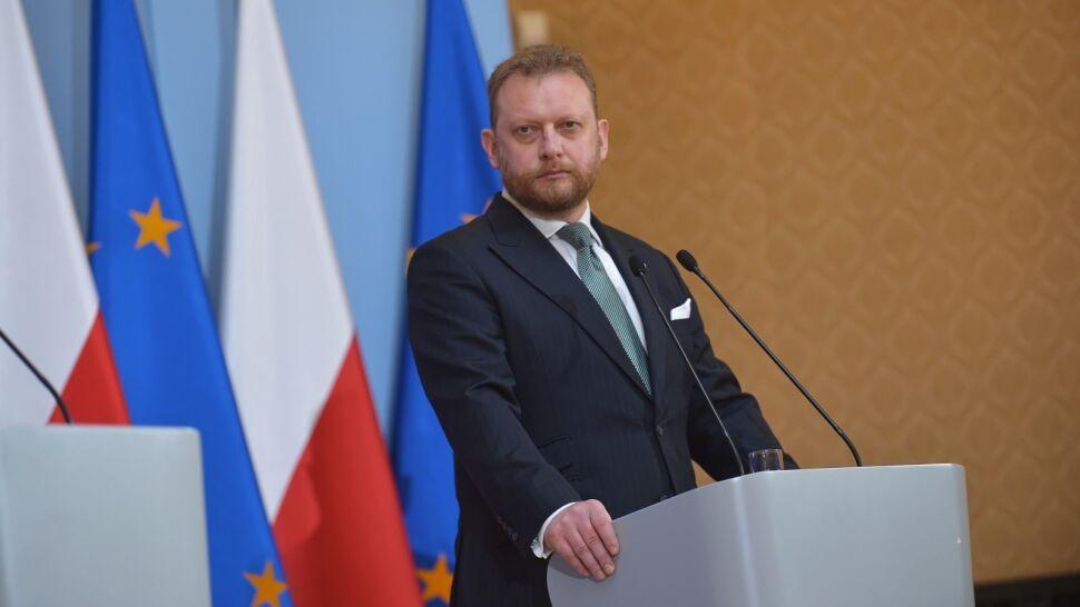 Kolejne oskarżenia pod adresem Łukasza Szumowskiego. Minister zdrowia odpowiada