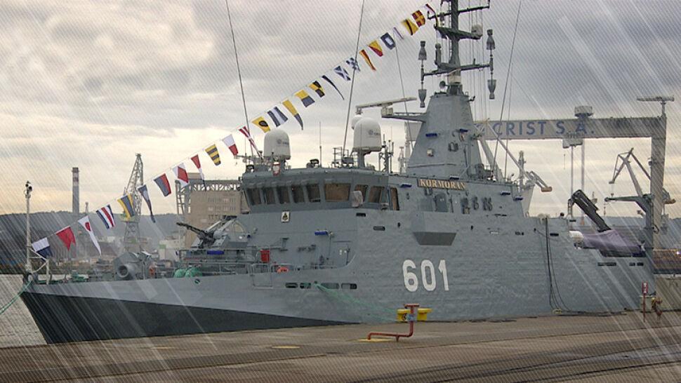 Marynarka Wojenna będzie miała nowy okręt. Pierwszy od blisko 20 lat