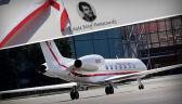 Pierwszy samolot dla VIP-ów wylądował w Warszawie