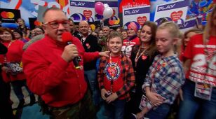 Apel Jerzego Owsiaka o obowiązkowe zajęcia z pierwszej pomocy dla dzieci