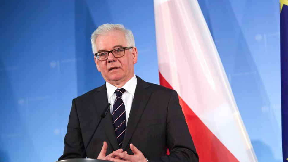 Spotkanie Czaputowicz-Timmermans. Tematami praworządność w Polsce i artykuł siódmy