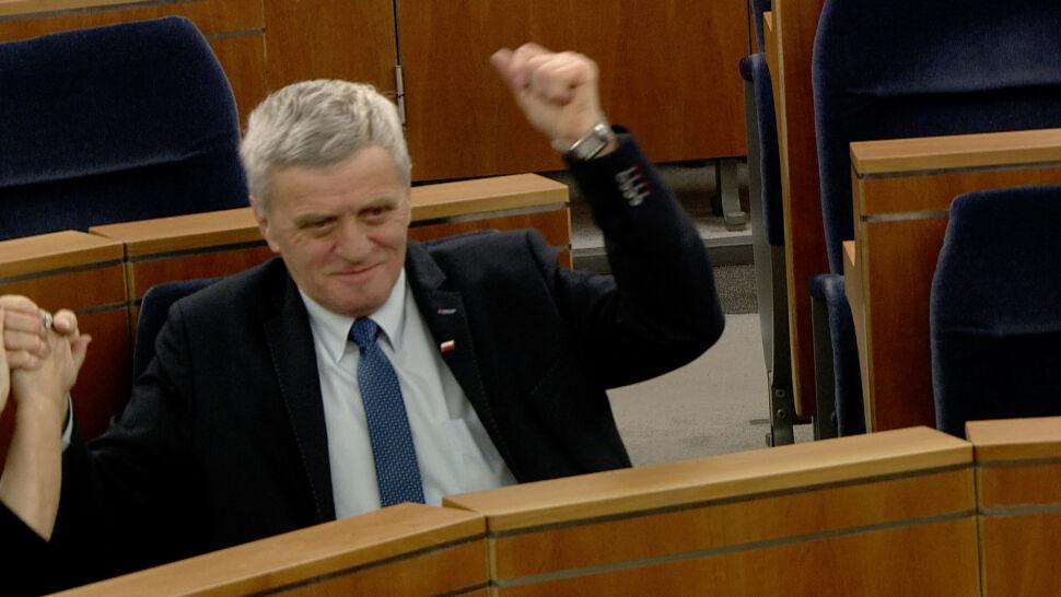"""Bez zgody na aresztowanie senatora Koguta. """"Źle się stało"""""""