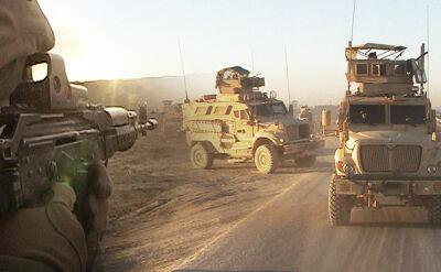 Akcja polskich i afgańskich komandosów. Odbili zakładników z rąk talibów