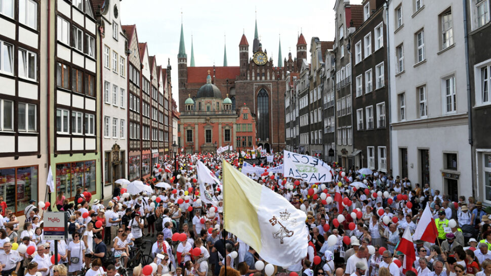 Ulicami wielu miast przeszły Marsze dla Życia i Rodziny
