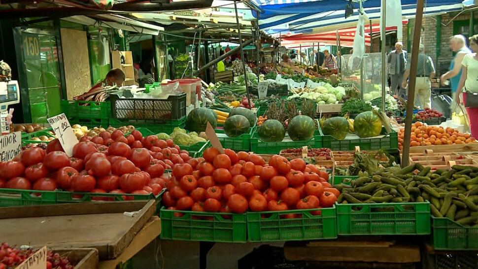 Wysokie ceny warzyw i owoców. Wszystkiemu winna pogoda