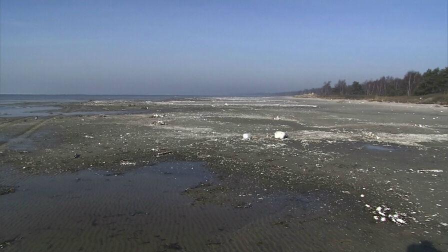 Plastikowa fala zalewa morza i oceany. Również Bałtyk