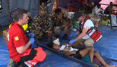 02.05 | Sytuacja w Nepalu wciąż krytyczna. Dziesiątki tysięcy czekają na pomoc