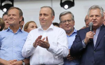 """""""Koalicji potrzebny jest przywódca. Nawet nieoficjalny. A Tusk się do tego nadaje"""""""