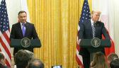 Podano termin wizyty pary prezydenckiej w Białym Domu
