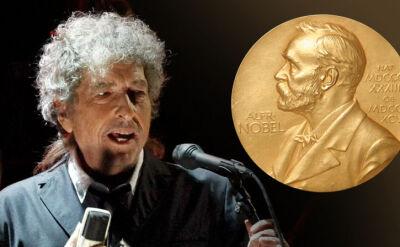 Bob Dylan odebrał Nagrodę Nobla. Nie życzył sobie obecności mediów i nie chciał wygłosić wykładu