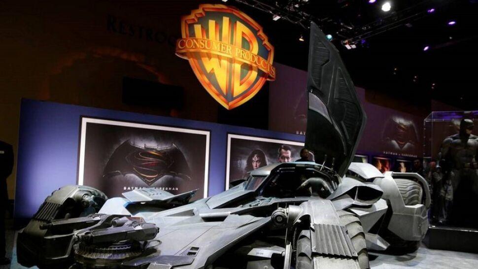Nowy Batmobil oficjalnie zaprezentowany