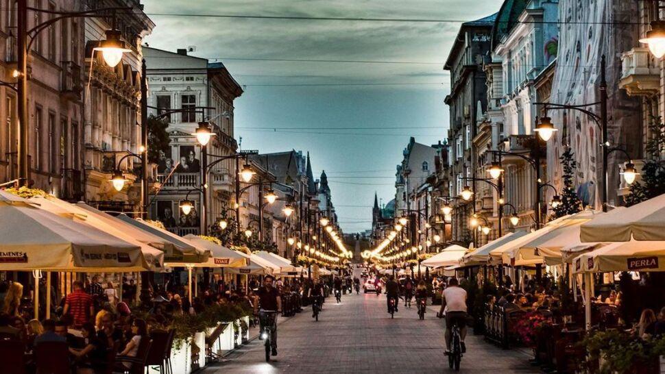 Lepsza niż Argentyna i Malediwy. Prestiżowe wydawnictwo poleca Łódź