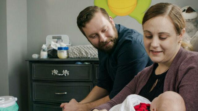 12.01.2020 | Kiedy miała 17 lat dowiedziała się, że nigdy nie zajdzie w ciążę. Jej syn Benjamin jest okazem zdrowia