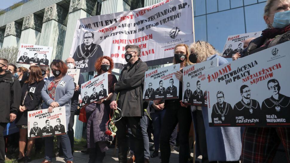 Izba Dyscyplinarna ma zdecydować o zastosowaniu przymusu wobec Igora Tulei
