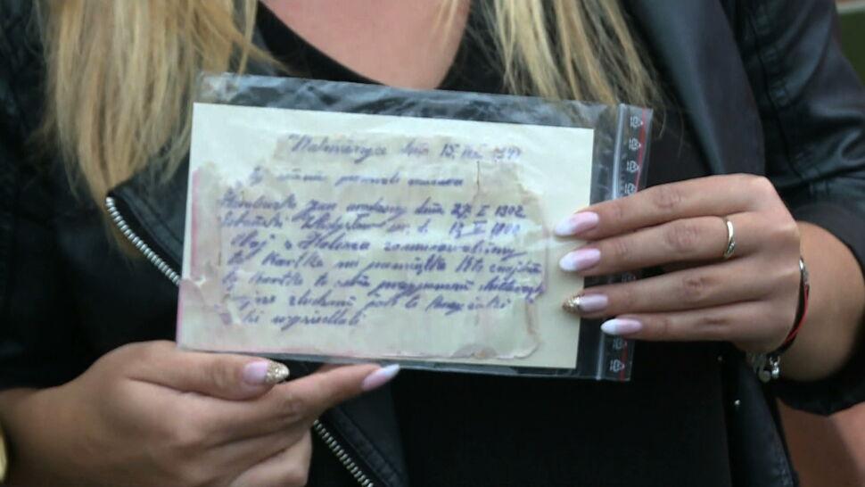 Wyjątkowe odkrycie na dworcu. List w butelce przeleżał ukryty przez prawie 80 lat