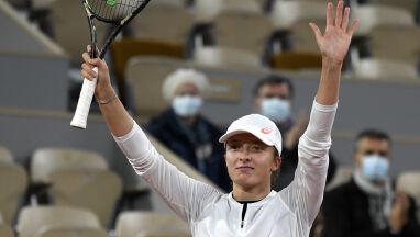Świątek faworytką całego French Open. Włoszka na drodze do półfinału