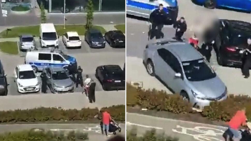 """Nieudana interwencja policjantów we Wrocławiu. """"To była żenada"""""""