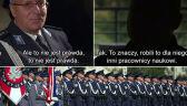 """Oskarżenia wobec rektora policyjnej uczelni. """"My tę sprawę zbadamy"""""""