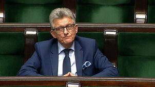 Pożegnanie Piotrowicza z Sejmem