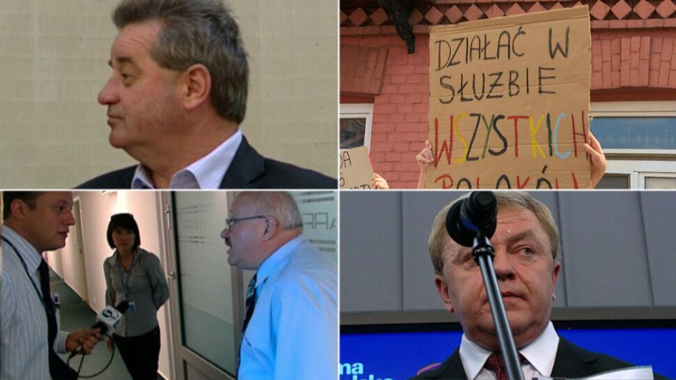 """Nepotyzm, korupcja i pijani politycy. To pokazywaliśmy w """"Faktach"""" TVN i na antenie TVN24"""
