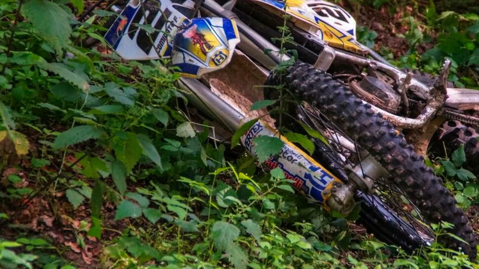14-latek zginął na motocyklu. Jechał, choć nie miał uprawnień