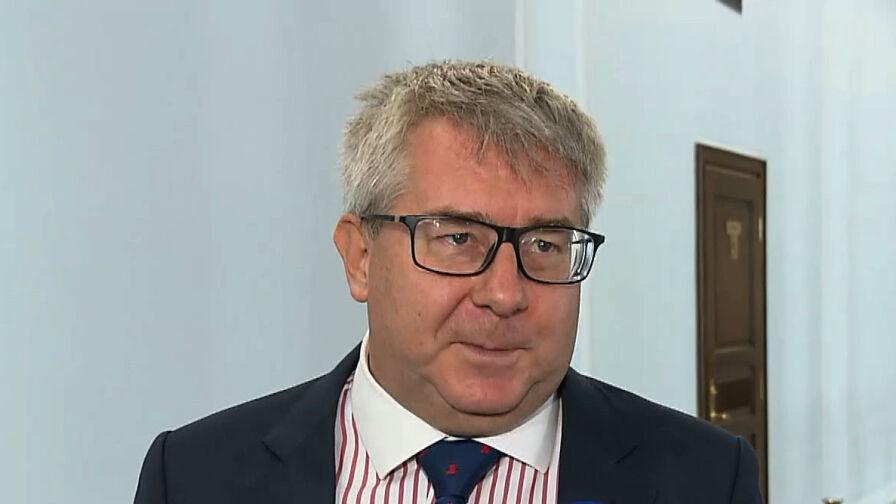 """Ryszard Czarnecki przegrał w sądzie z Różą Thun. """"Nie mam za co przepraszać"""""""