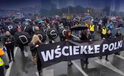 """""""Nie składamy parasolek"""". Polki znów protestują"""
