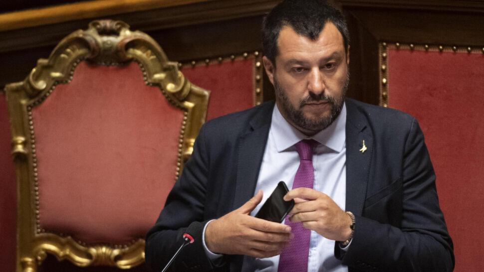 Matteo Salvini zarzeka się, że nie brał pieniędzy od Rosji