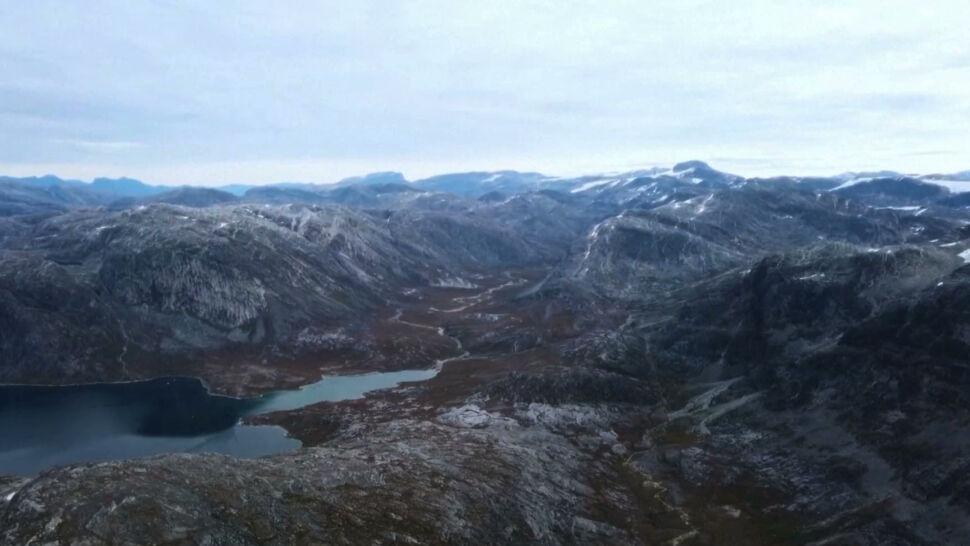 """Nowa """"gorączka złota"""" na Grenlandii"""