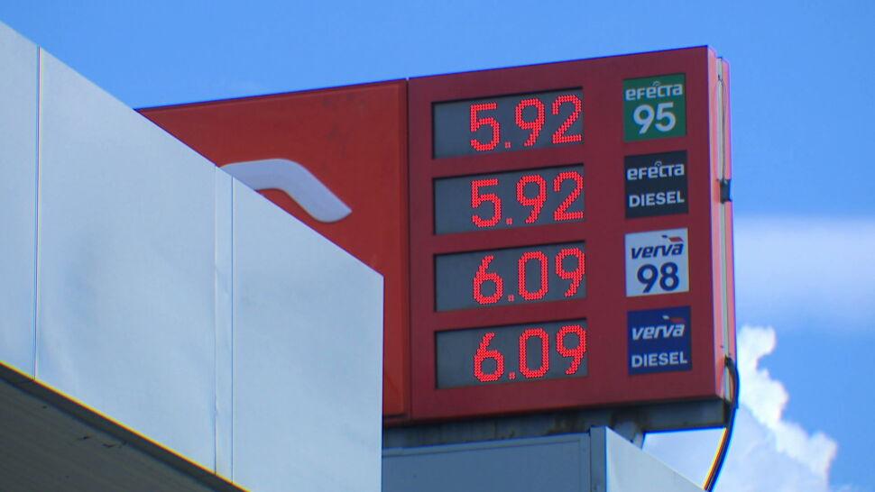 """Rosną ceny na stacjach paliw. """"To jest problem ogólnoświatowy"""""""