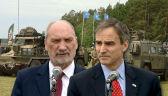 Europejskie manewry NATO zakończone