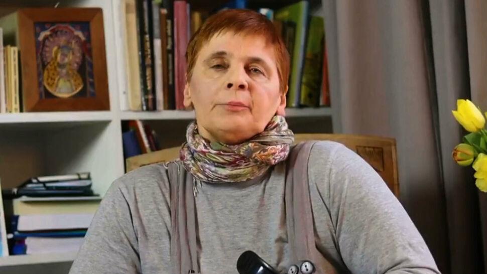 Dramatyczna diagnoza i apel do kobiet, ale Janina Ochojska nie zmienia planów