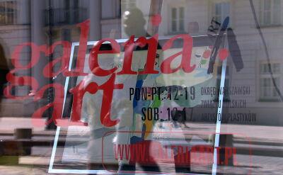 """Ministerstwo kultury wypowiada umowę Galerii Art. """"Nikt przy zdrowych zmysłach nie zamienia galerii na biuro"""""""
