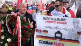 """Antysemityzm w rocznicę wyzwolenia Auschwitz. """"Policja powinna zareagować"""""""