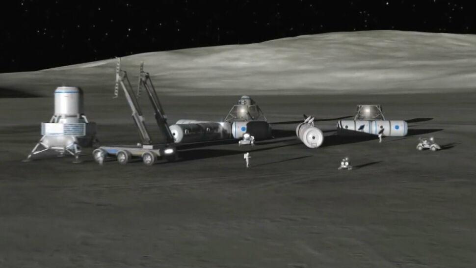 Najpierw Księżyc, potem Mars. Amerykanie i Rosjanie zawiązują sojusz