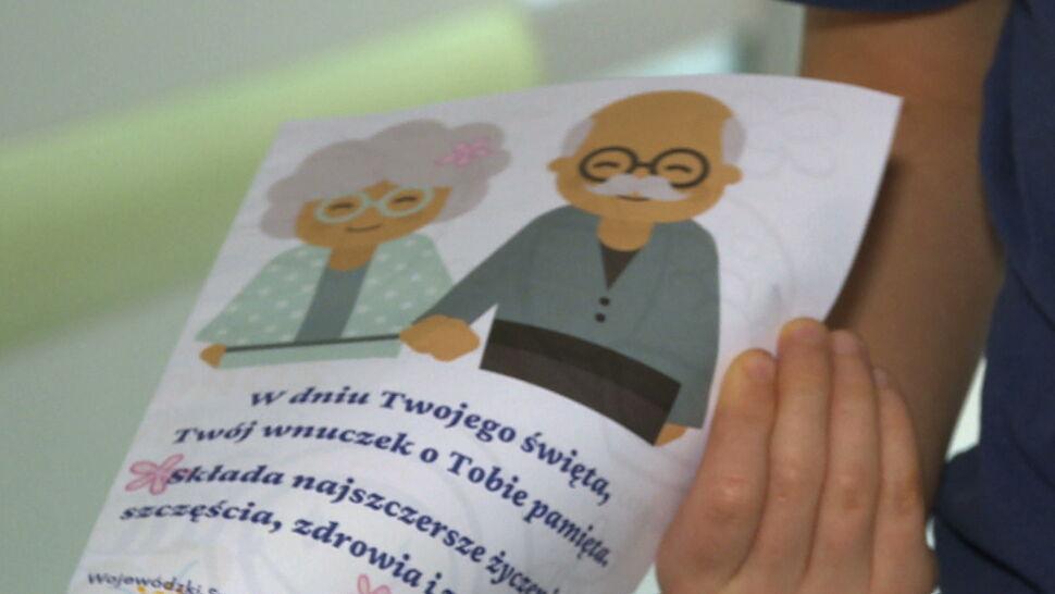 """""""Chcemy zachęcić małych pacjentów do tego, by pomogli seniorom"""""""
