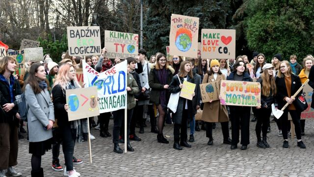 Globalny strajk dla klimatu