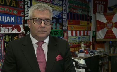 Parlament Europejski nigdy nie odwołał wiceprzewodniczącego. Ryszard Czarnecki może być pierwszy