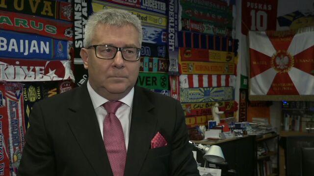 01.02.2018 | Parlament Europejski nigdy nie odwołał wiceprzewodniczącego. Ryszard Czarnecki może być pierwszy