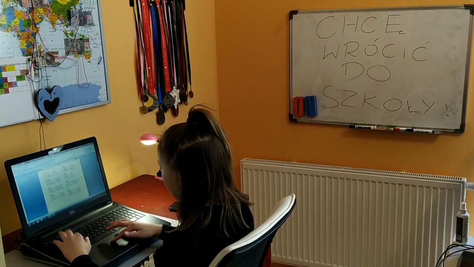 Próbne egzaminy ośmioklasistów i matury przez internet. CKE podała szczegóły