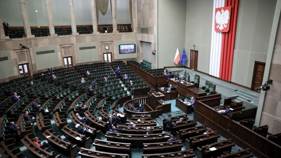 Bezprecedensowe obrady Sejmu